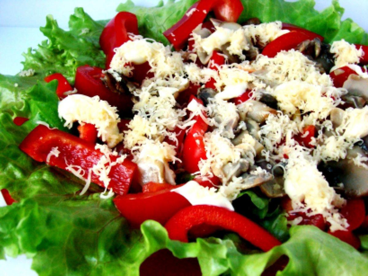 Картинки овощной салат