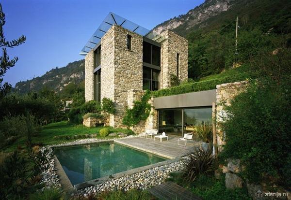 разработки проекты домиков в итальянском стиле термобелья