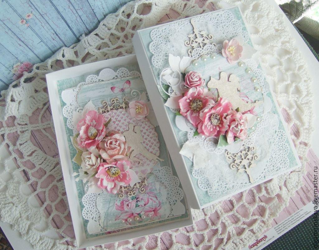 Скрап. свадебные открытки, надписью