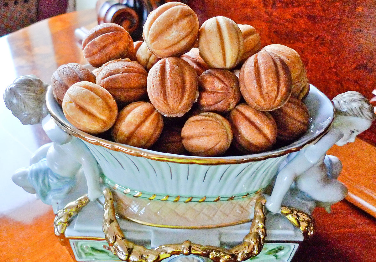 Орешки рецепт картинки