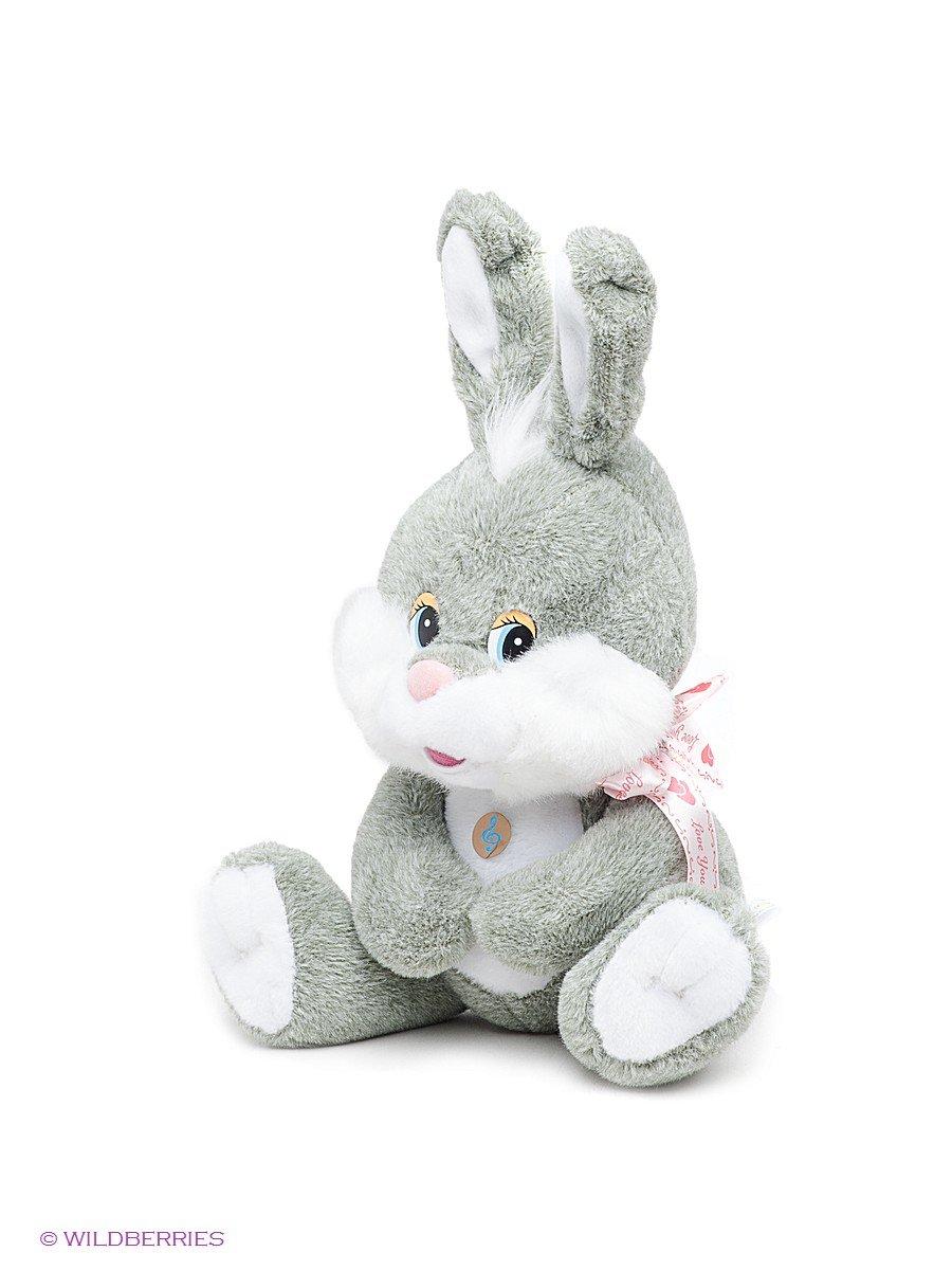 меня картинка зайца игрушечного того, лисину