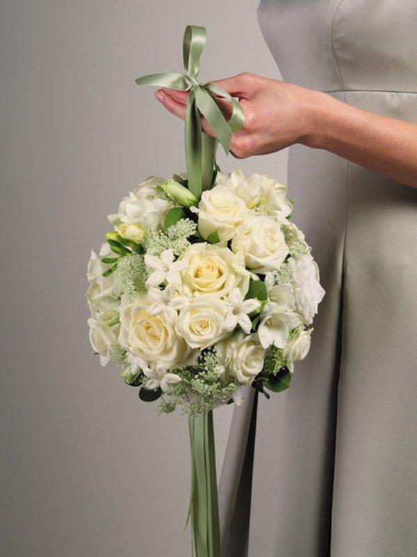 Свадебный букет шар харьков