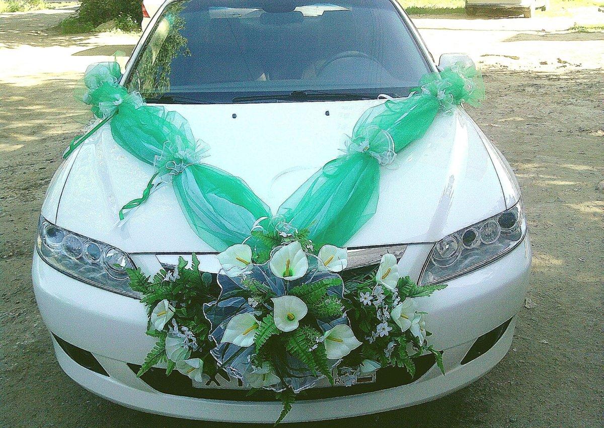 свадебные украшения на машину своими руками фото смонтированных кадрах