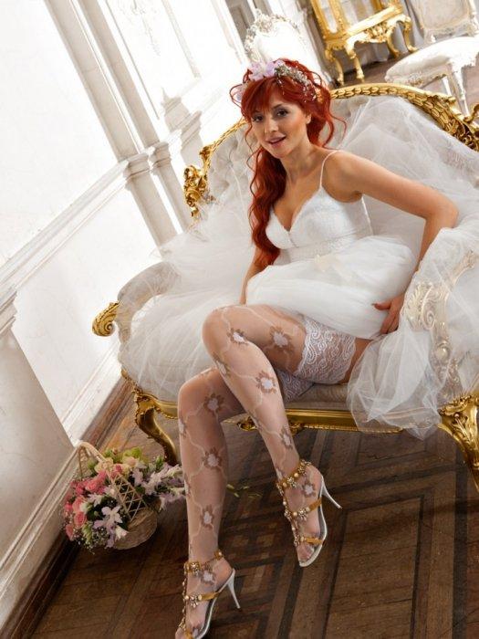 Невеста ножки попали
