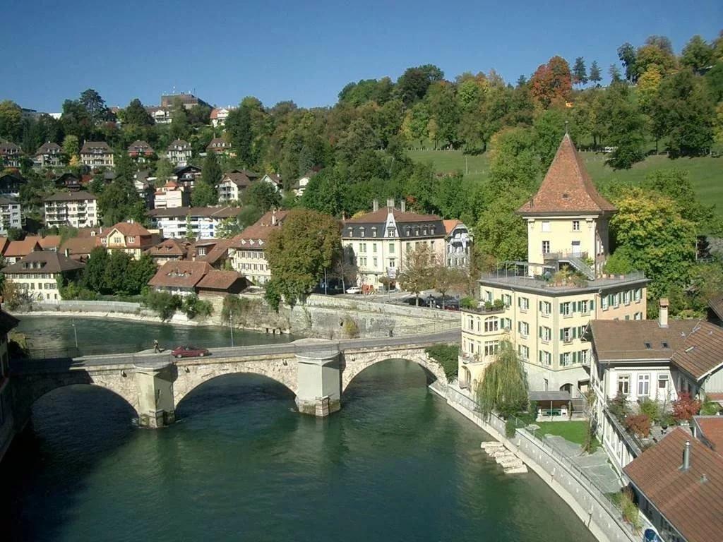 Люцерн  пожалуй самый красивый город Швейцарии Фото и