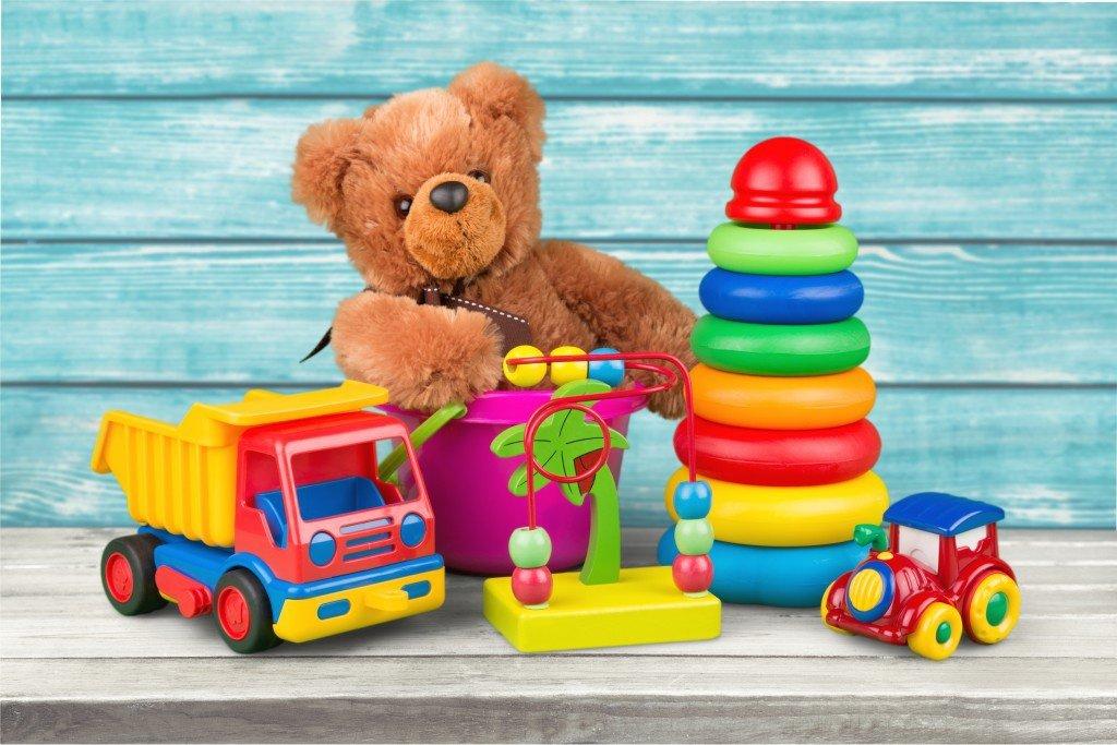 тематический картинки игрушки лепесточки вышли