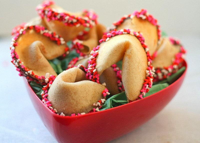 печенье с пожеланиями на новый год рецепт сам ткачев раз