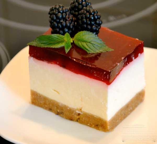 Приморский край, творожный торт с желатином рецепт с фото таком