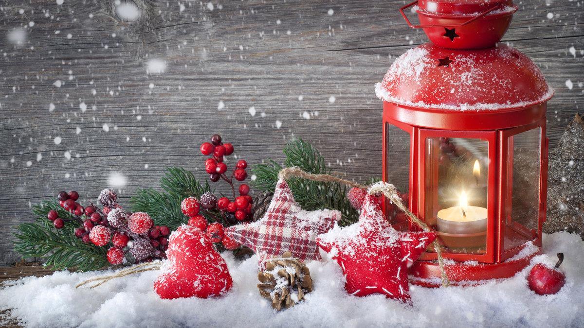 Фото На Рабочий Стол Новогодние Картинки