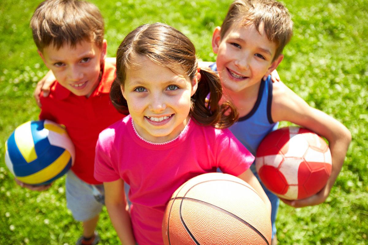 Днем, картинки на тему занятия физкультурой и спортом