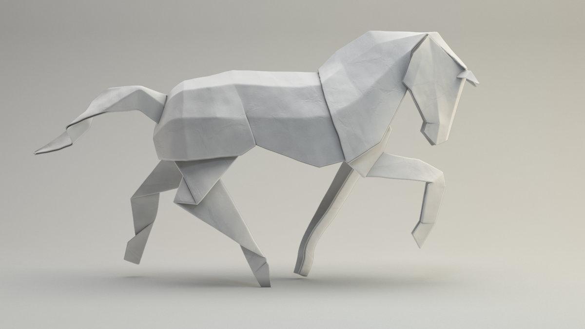 Картинки как сделать лошадь, цветами для