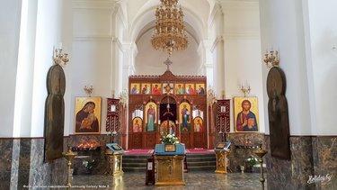 иконостасы в храмах покрова