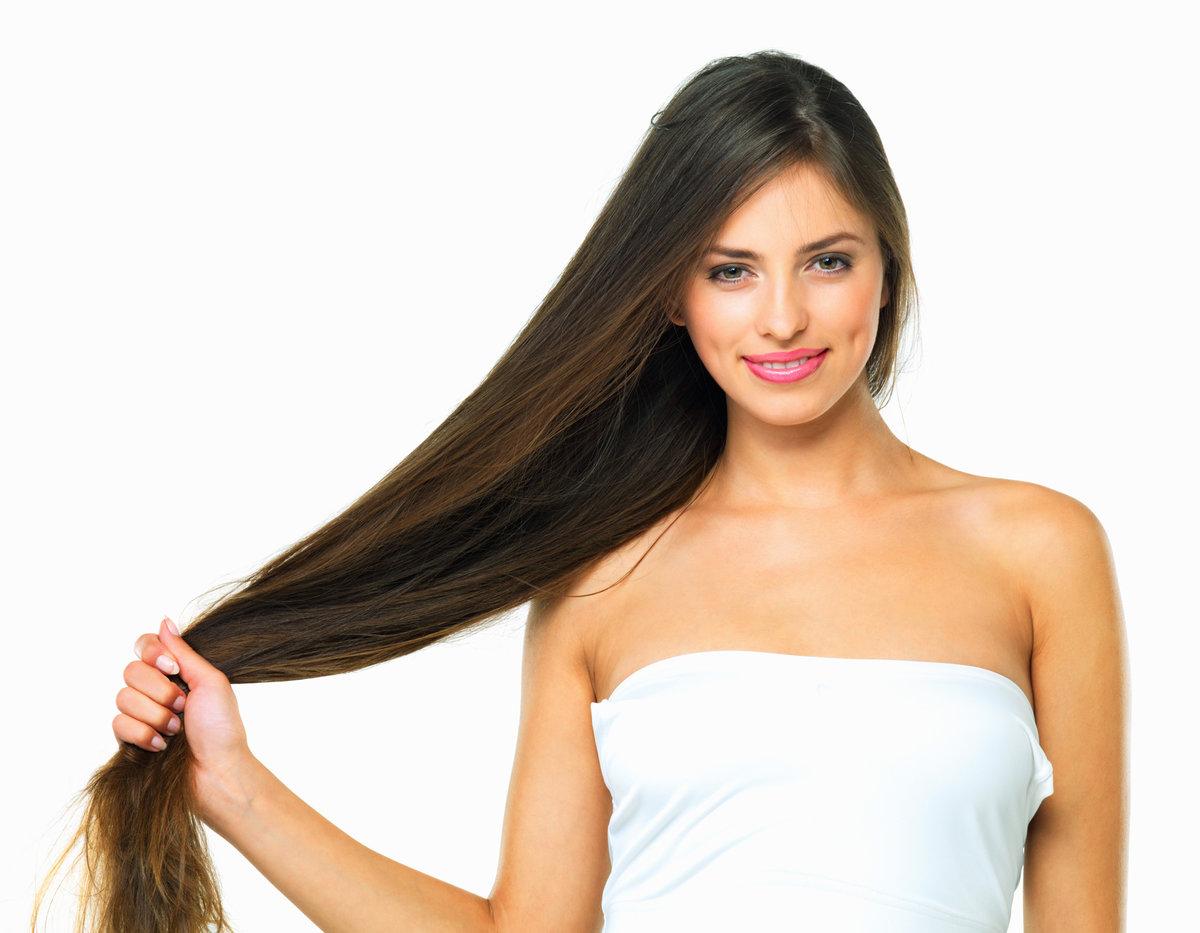 Открытка, картинки большие волосы