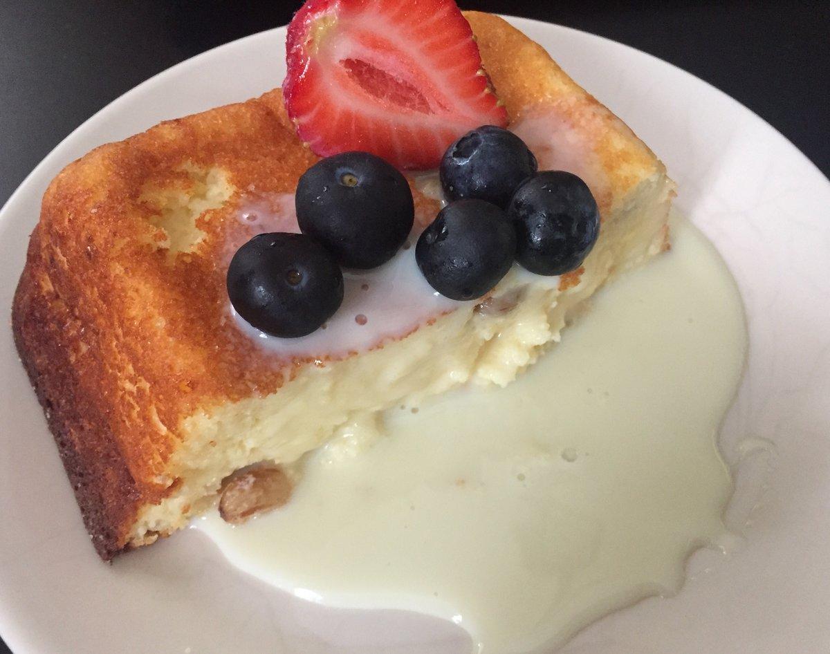 Завтраки из творога для детей