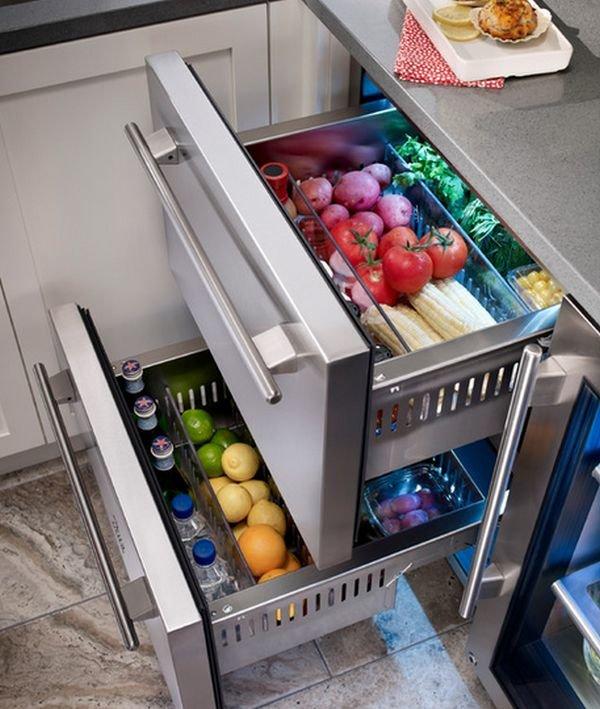 Холодильник для овощей и фруктов своими руками 143