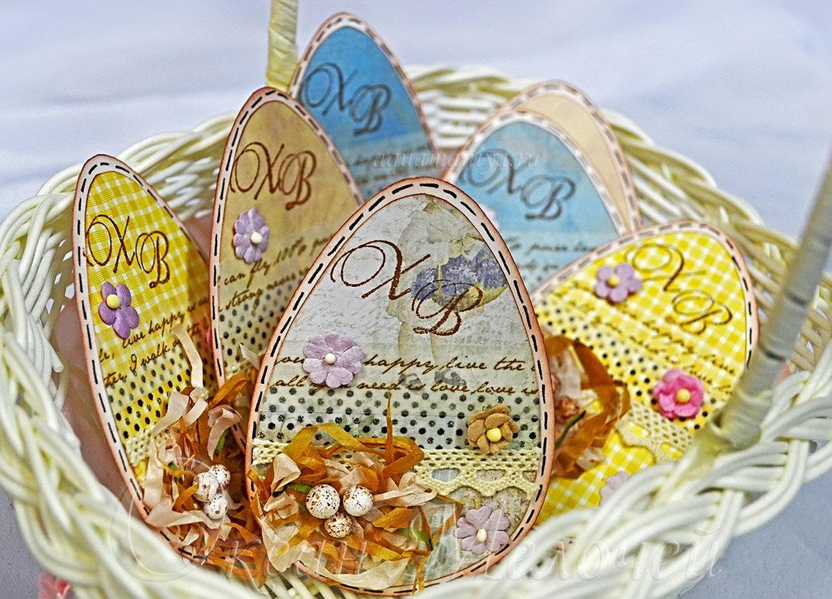 альдас предлагает пасхальные открытки плетение нанесения
