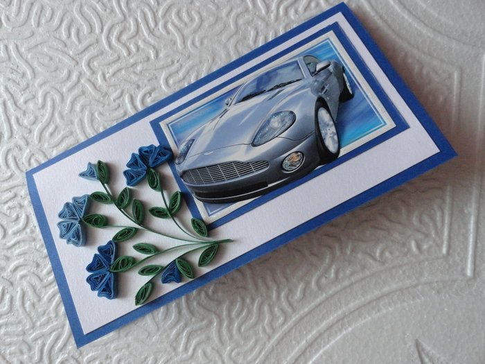Надписями романтические, открытка из квиллинга для мужчин