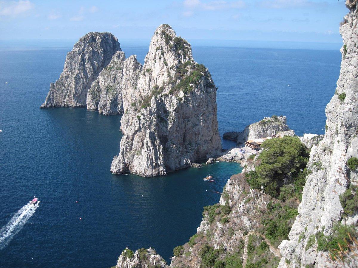 Остров капри италия фото