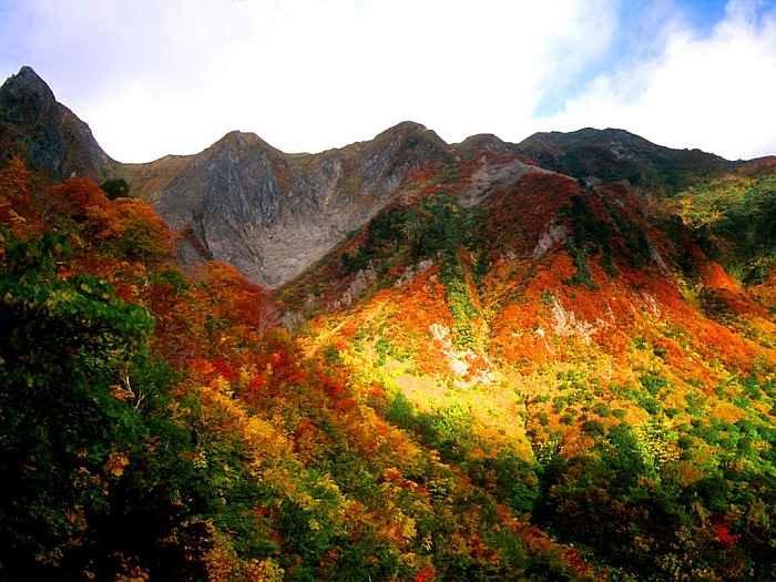 Северная корея природа картинки