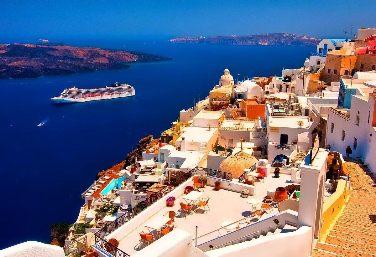 Днем, картинки с грецией