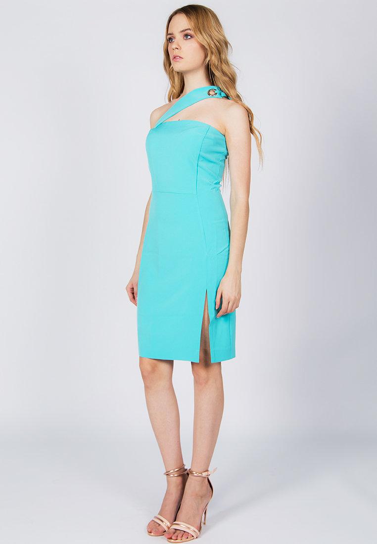 картинки красивые платья бирюзового цвета люди