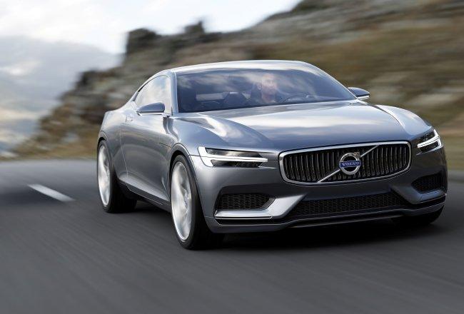 Концепт нового Coupe рассекретила компания Volvo. Спорткар получил гибридный двигатель объемом 2 литра и сенсорное управление приборами авто.