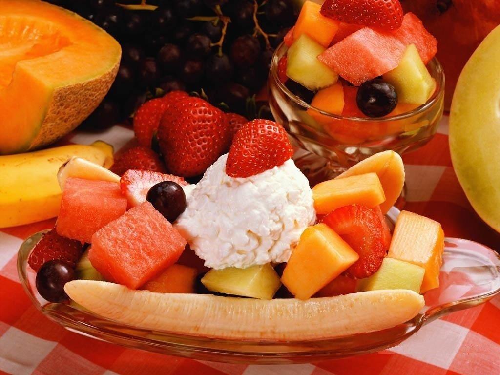 Светлые красивые картинки с фруктами и едой вкусной, лет