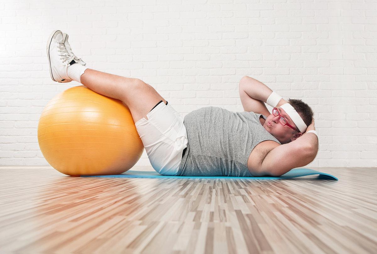 Женщины и фитнес смешные картинки