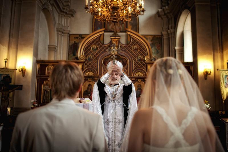 Торжественное событие для жениха и невесты