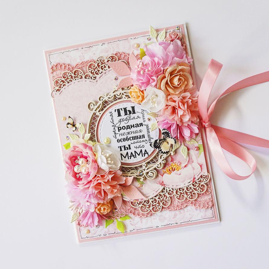 скрапбукинг открытки с днем матери картинки можете