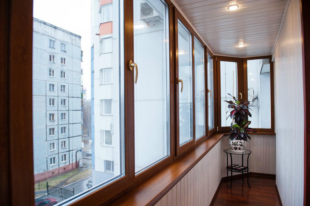 Цена внутренней отделки лоджии или балкона в питере внутренн.