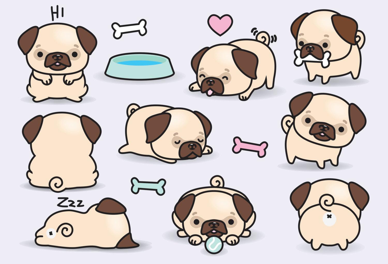 Kawaii Dog Bing Images Card From User Julia Poponova Bmptech Ru