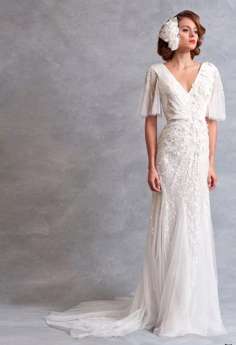 свадебные платья в стиле ретро фото гинекология обладает