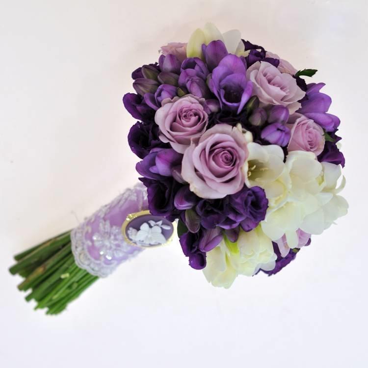 Свадебный букет. киев, доставка цветов