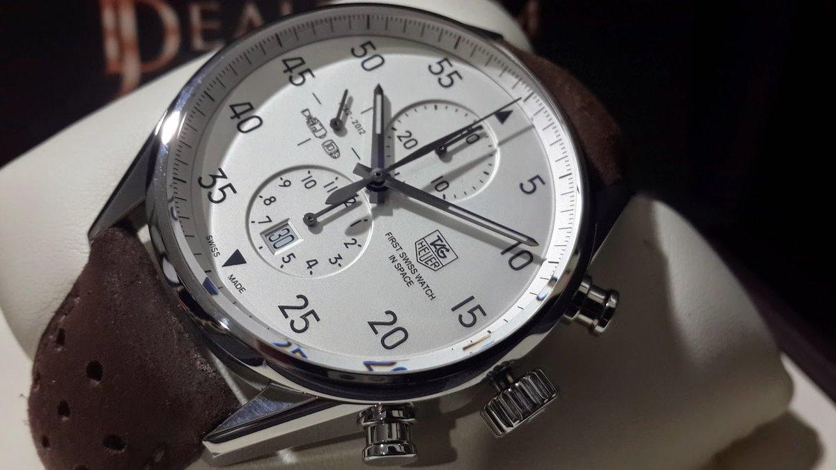 Существует увлекательная история о том как часы carrera при взаимном сотрудничестве tag heuer и американской космической компанией spacex побывали в космосе.
