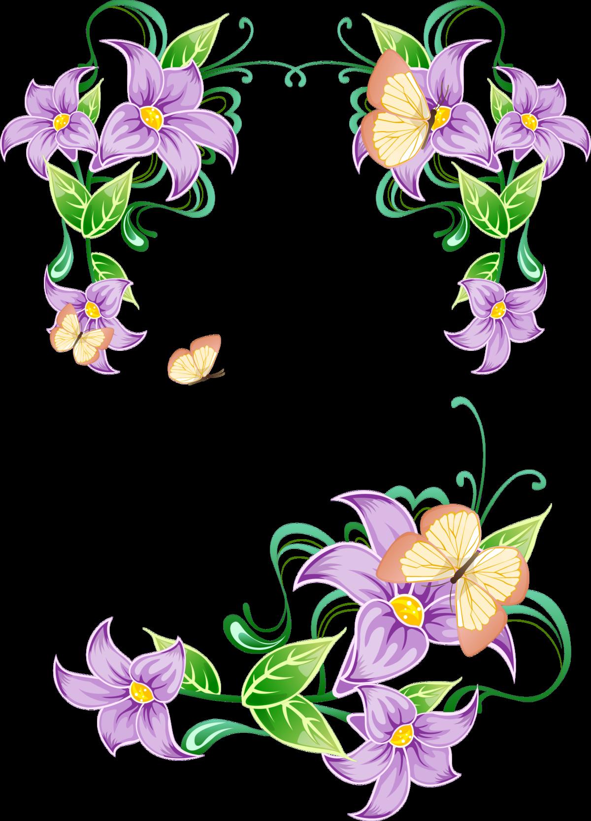 Рисунок красивые цветы для оформления