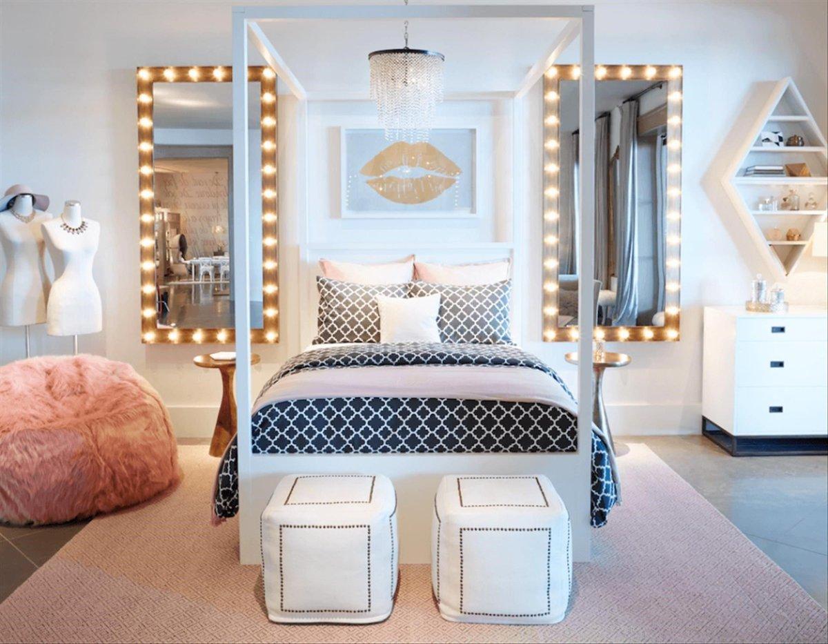 Teenage girls bedroom accessories — img 7