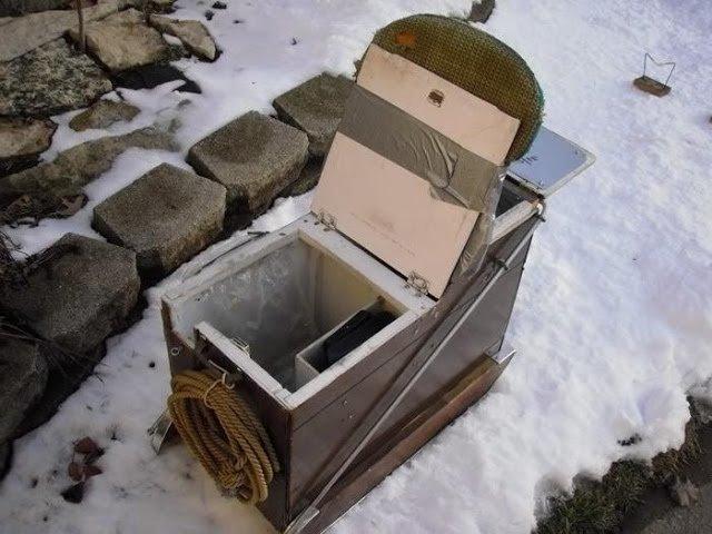 Самоделки для зимней и летней рыбалки со схемами и чертежами