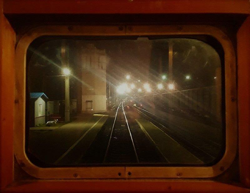 последний вагон, окно, поезж, жд, железная дорога, p_i_r_a_n_y_a