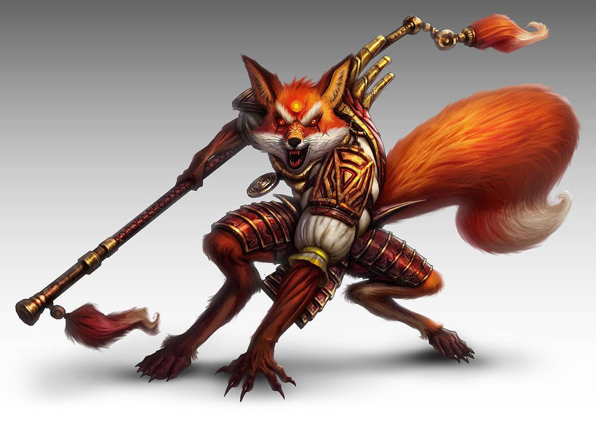 Животные из игр картинки