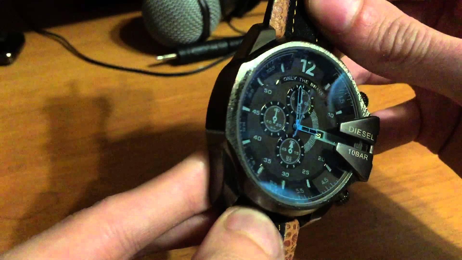 Часы diesel подделка купить купить часы на ebay японской сборки