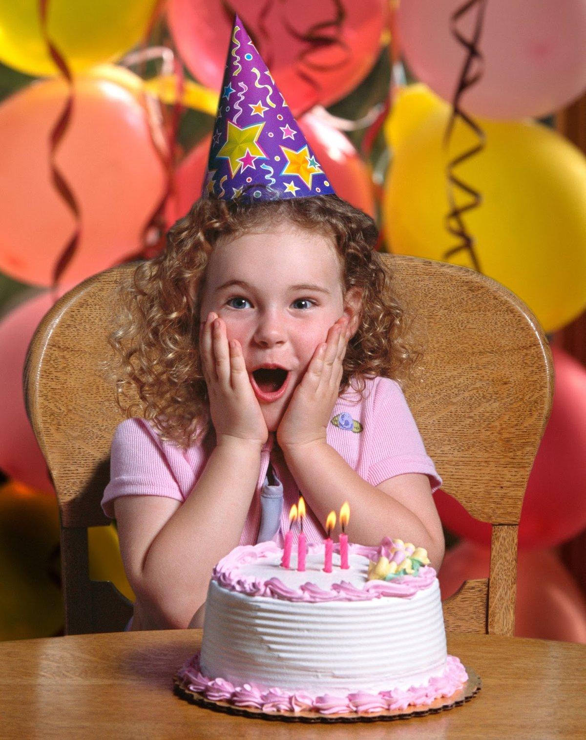 День рождения богатых детей