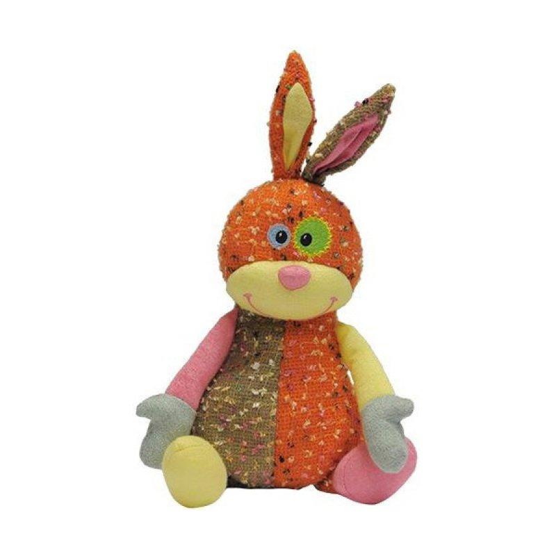 Детская игрушка мягкий кролик