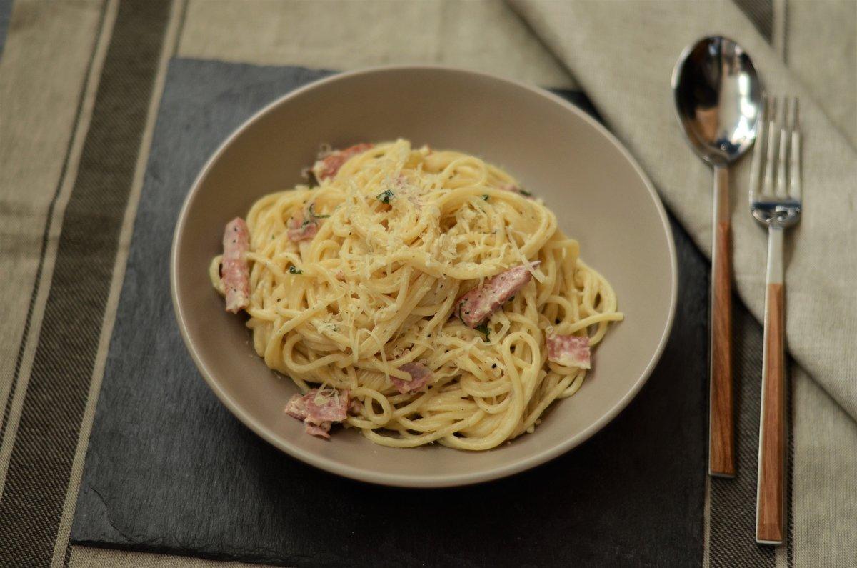 Карбонара: рецепт приготовления вкусной пасты