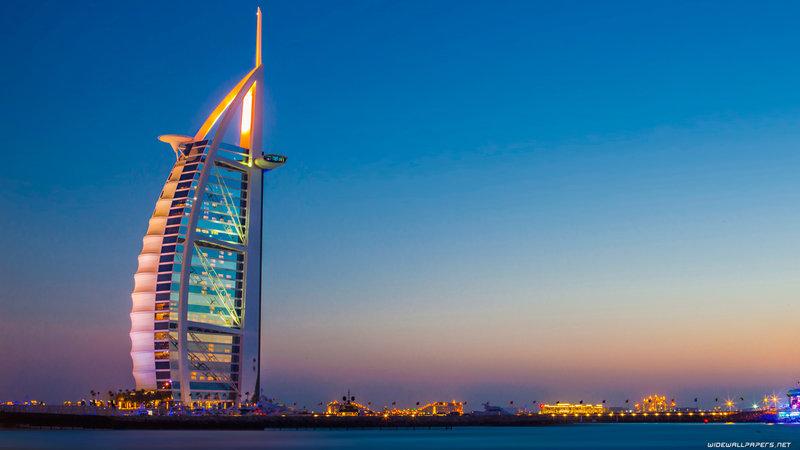 Отель в Дубае, Бурдж-эль-Араб