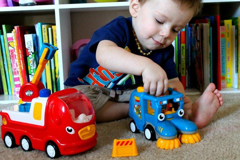 Вау игрушки
