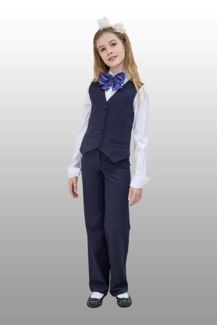 брючный костюм для девочки