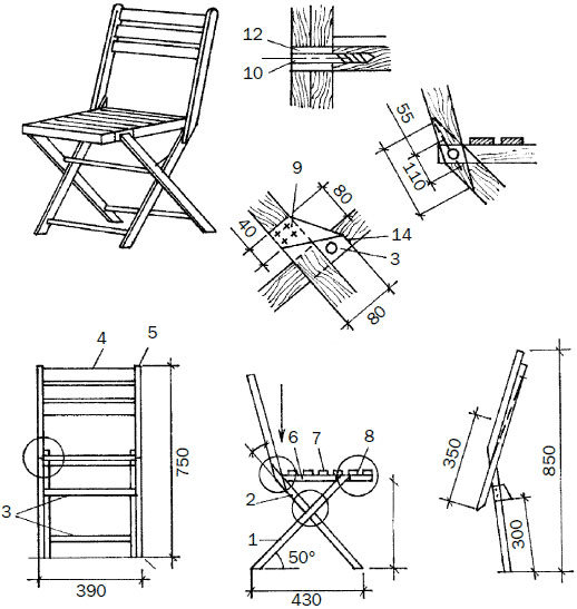 Раскладной стул для пикника своими руками фото 430