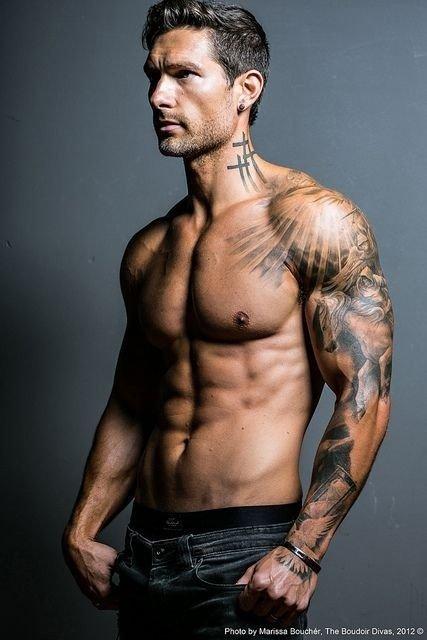 Самые крутые татуировки для мужчин : модные мужские