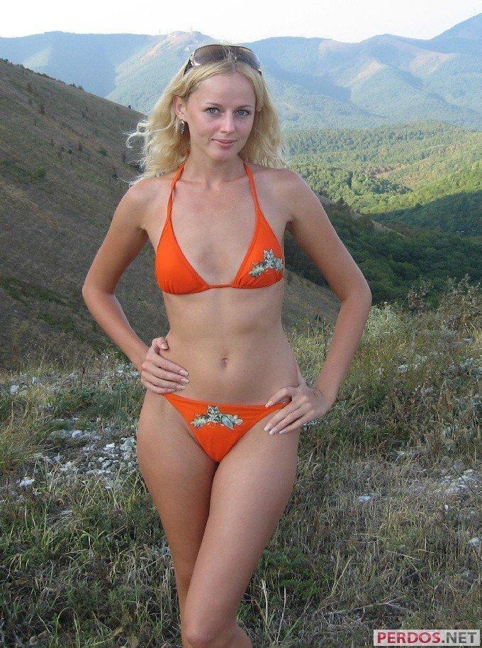 Porn bikini bottom